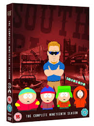 south park season 19 dvd 2016 amazon co uk trey parker