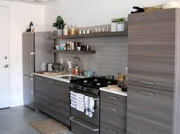 kitchen design cabinets above sink 5 ways to decorate a windowless kitchen wall kitchn