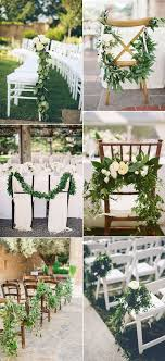 chic wedding garland decorations wedding trends 12 table runners