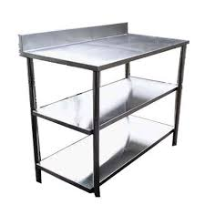 stainless steel work table stainless steel work table stainless steel ki kaam wali mej