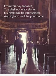 Good Wedding Quotes Nice Wedding Marriage Quote