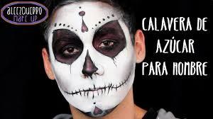 imagenes de calaveras hombres calavera de azúcar para hombre sugar metal skull youtube