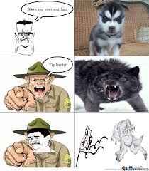 War Face Meme - war face by cozarto meme center