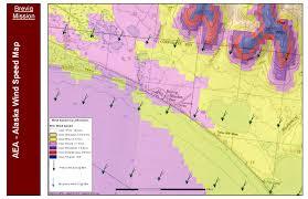 Wind Map Usa by Alaska Energy Authority U003e Programs U003e Wind