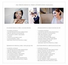 wedding videography prices wedding prices wedding photography