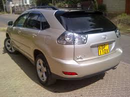 lexus gold nairobimail toyota lexus rx 300 2004 leather sunroof gold