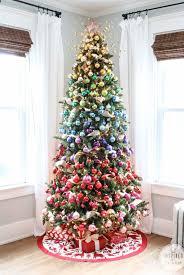 christmas tree decorations christmas tree decorations 40 unique christmas tree decorations