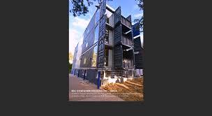 travis price architects sea container housing dc u2013 seaua