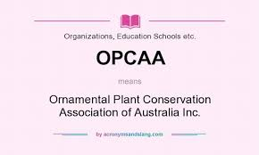 what does opcaa definition of opcaa opcaa stands for