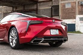 images of lexus lc 500 one week with 2018 lexus lc 500 automobile magazine