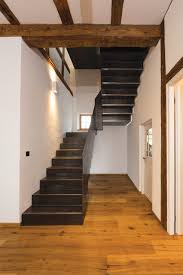 stahl treppe stahltreppe rustic staircase frankfurt by daniel morber