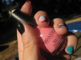 watermarblpink of me goon nails