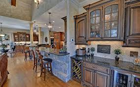 Mediterranean Kitchen - st marlo country club for a mediterranean kitchen with a country