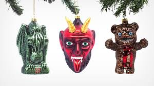 horror tree ornaments c fright