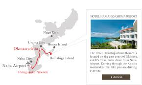 Map Of Okinawa Okinawa Hotel Hamahigashima Resort Okinawa