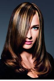 caramel hair highlights for brunettes hairstyle will give an