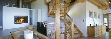 maison bois interieur scmc maisons ossature bois savoie 73 et haute savoie 74
