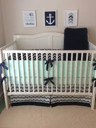 35 best navy mint and white nursery ideas images on pinterest