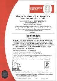 bureau veritas pakistan certificates