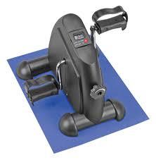 Pedal Machine For Under Desk Low Impact Mini Bike Pedal Exerciser Elderstore Com