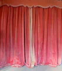 Pink Velvet Curtains Pink Velvet Curtains All Home Design Solutions Go Glamorous