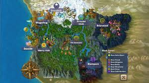 Minecraft World Maps by Image Map World Png Freerealms Wiki Fandom Powered By Wikia