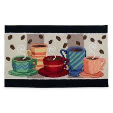 Nourison Kitchen Rugs Buy Coffee Rugs From Bed Bath Beyond