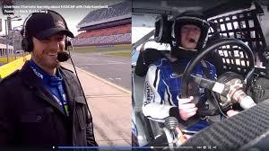 mark zuckerberg nascar visit with dale earnhardt jr drives a racecar