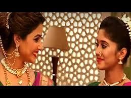 akshara wedding hairstyle akshara and naira s marathi mulgi avatar in yeh rishta kya