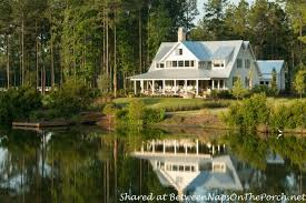Southern Low Country House Plans Tour The Beautiful 2014 Southern Living Idea House In Bluffton