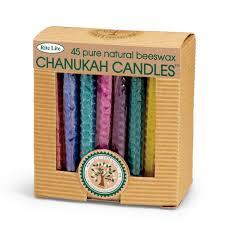 chanukah candles beeswax chanukah candles