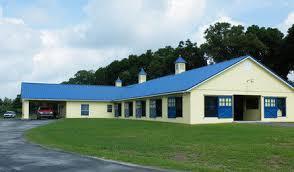 Horse Barn Builders In Florida Robert E Waller Builders Inc Horse Barn Construction