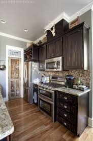 Black Kitchen Pantry Cabinet Pantry Cabinet Black Pantry Cabinets With Black Wine Racks Foter