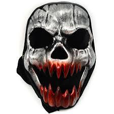 Scary Halloween Skeleton Popular Halloween Masks Buy Cheap Halloween Masks Lots From China