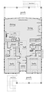 One Story House Plans With Porch Walkout Bat Pictures Single Open Home Plans With Open Bat