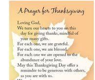 a prayer for thanksgiving thankgiving thanksgiving