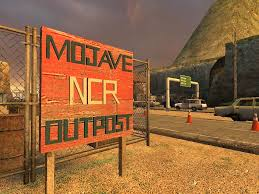 Fallout Nv Map by F Nv Mojave Outpost For Gmod Garry U0027s Mod U003e Maps U003e Other Misc