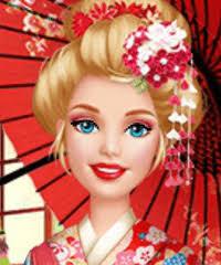 barbie 1 celebrities dress games