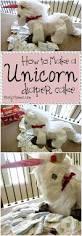 how to make a unicorn diaper cake nerdy mamma