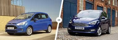 ford b max vs c max mpv face off which wins carwow