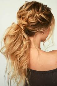 heatless hairstyles for thin hair 37 incredible hairstyles for thin hair thin hair ponytail and