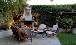 Backyard Fireplaces Ideas 10 Amazing Outdoor Stone Fireplace Ideas To Inspire Rilane