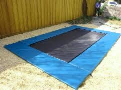 rectangle trampoline co indoor trampoline park design