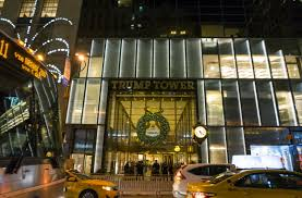 trump tower evacuated due to a bag of toys metro news