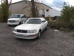 fs 1990 lexus ls400 sedan wicked winter machine g35driver