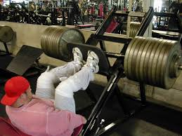 leg pressing notes form foot placement and stance by vic