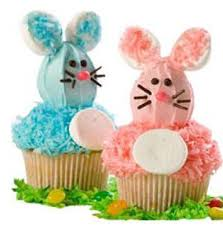 Simple Easter Decorations For Cupcakes by 51 Best Cupcake Ideas Easter Images On Pinterest Easter Food