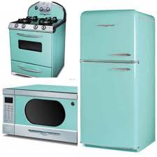 Teal Kitchen Accessories by Turquiose Kitchen Appliances With Classy Design And Retro Look
