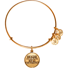 november birthstone alex and ani alex and ani it u0027s not a sprint it u0027s a marathon charm bangle
