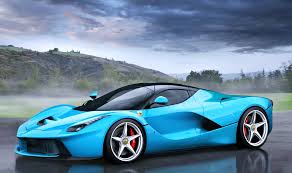 ferrari background ferrari cars blue latest auto car